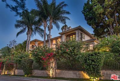 Sherman Oaks Single Family Home For Sale: 15450 Briarwood Drive