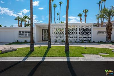 Palm Springs Single Family Home For Sale: 2420 South Alhambra Drive