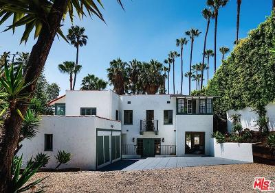 Sunset Strip - Hollywood Hills West (C03) Single Family Home For Sale: 6749 Whitley Terrace