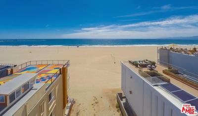 Marina Del Rey Residential Lots & Land Sold: 4611 Ocean Front Walk