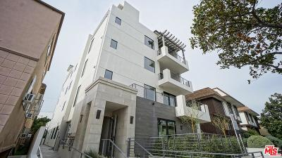 West Hollywood Condo/Townhouse For Sale: 611 North Orlando Avenue #PH2