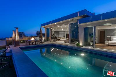 Sunset Strip - Hollywood Hills West (C03) Single Family Home For Sale: 9315 Nightingale Drive