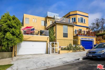 Pacific Palisades Single Family Home For Sale: 574 Mount Holyoke Avenue