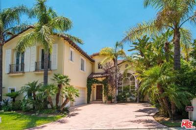 Pacific Palisades CA Single Family Home For Sale: $3,299,800
