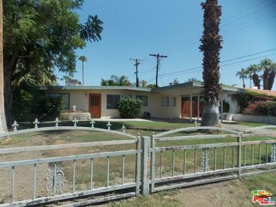 Palm Springs Rental For Rent: 1230 East Buena Vista Drive