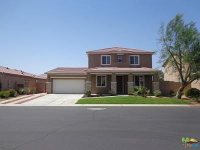 Indio Single Family Home For Sale: 82409 Sardinia Road