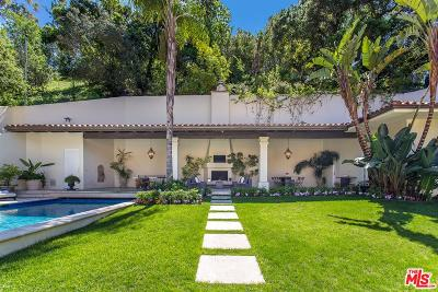 Beverly Hills Single Family Home For Sale: 2620 Hutton Drive