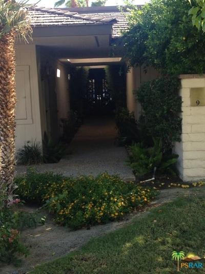 Rancho Mirage Rental For Rent: 9 Barnard Court