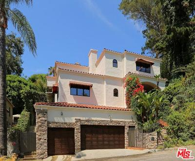 Hollywood Hills East (C30) Single Family Home For Sale: 3298 North Knoll Drive