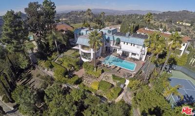 Sunset Strip - Hollywood Hills West (C03) Single Family Home For Sale: 7930 Vulcan Drive