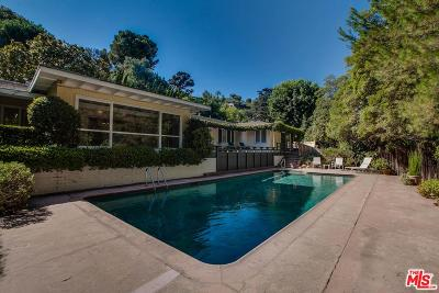Beverly Hills Single Family Home For Sale: 9300 Beverly Crest Drive