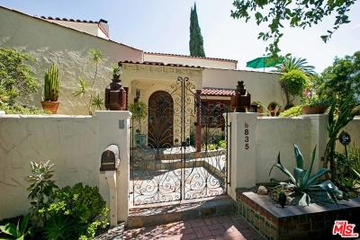 Hollywood Hills East (C30) Single Family Home For Sale: 6835 Iris Circle