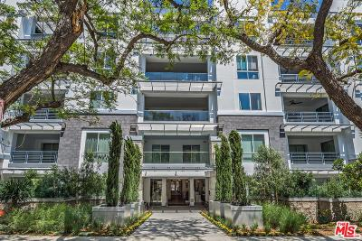 Beverly Hills Condo/Townhouse For Sale: 460 North Palm Drive #503