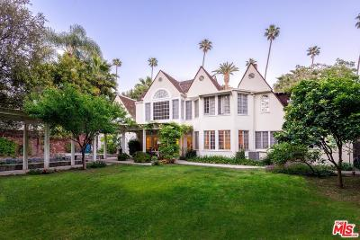 Beverly Hills Single Family Home For Sale: 915 North Beverly Drive