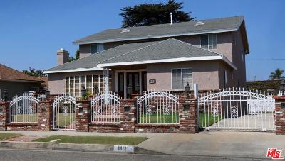 Single Family Home Sold: 4412 Angeles Vista