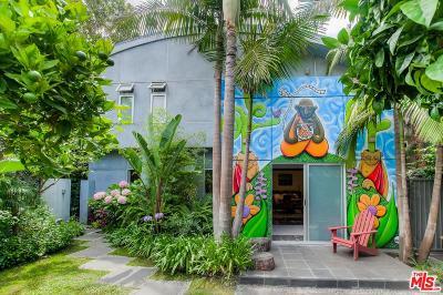 Venice Single Family Home For Sale: 918 Howard Street
