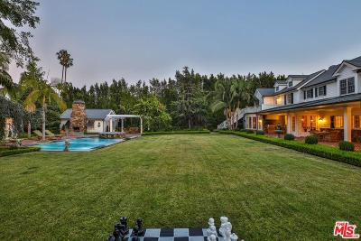Beverly Hills Single Family Home For Sale: 840 Greenway Drive