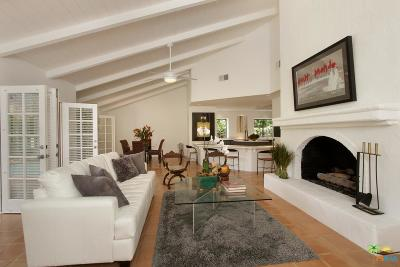 Palm Springs Single Family Home For Sale: 1550 East Twin Palms Drive