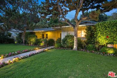 Los Angeles Single Family Home For Sale: 11787 Bellagio Road