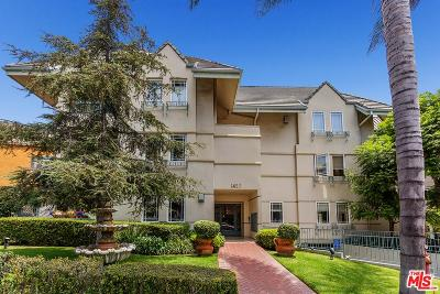 West Hollywood Condo/Townhouse For Sale: 1426 North Laurel Avenue #408