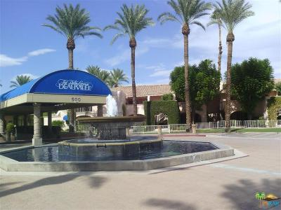 Palm Springs Condo/Townhouse For Sale: 500 East Amado Road #203
