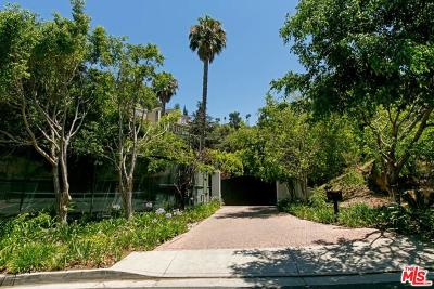 Los Angeles County Rental For Rent: 2607 Nichols Canyon Road