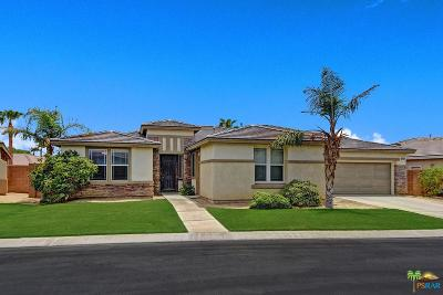 Indio Single Family Home For Sale: 41722 Sutton Drive