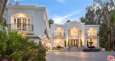 Beverly Hills Single Family Home For Sale: 12055 Summit Circle