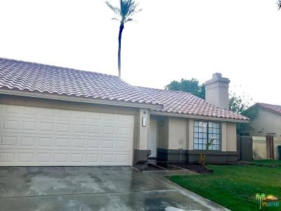 Indio Single Family Home For Sale: 45807 Indian River Road