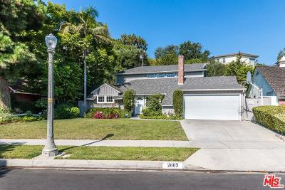 Los Angeles CA Single Family Home Sold: $2,499,000