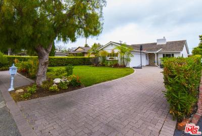 Palos Verdes Estates Single Family Home For Sale: 2433 Via Anacapa