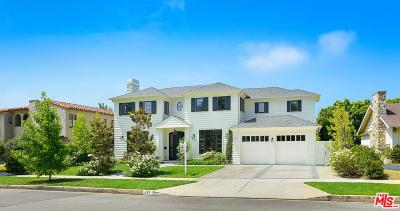 Pacific Palisades Single Family Home For Sale: 727 Ocampo Drive
