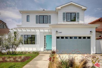 Cheviot Hills/Rancho Park (C08) Single Family Home For Sale: 10567 Blythe Avenue