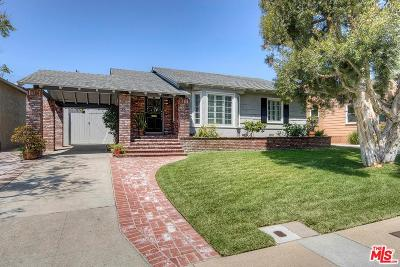 Westchester Single Family Home Sold: 8349 Westlawn Avenue