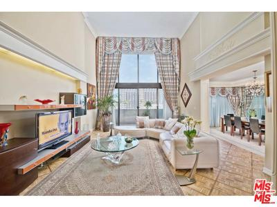 Beverly Hills Condo/Townhouse For Sale: 325 North Oakhurst Drive #PH2