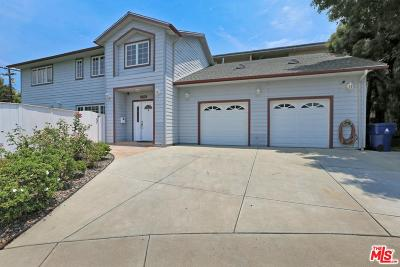 Cheviot Hills/Rancho Park (C08) Single Family Home For Sale: 3396 Manning Court