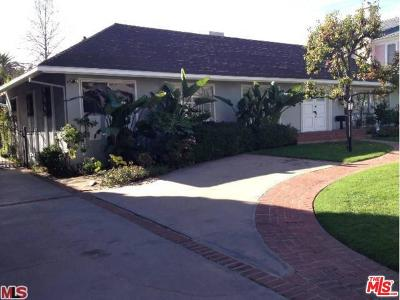 Beverly Hills Single Family Home For Sale: 513 North Bedford Drive