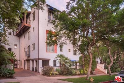 West Hollywood Condo/Townhouse For Sale: 1414 North Harper Avenue #8