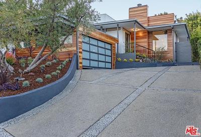 Cheviot Hills/Rancho Park (C08) Single Family Home For Sale: 10271 Bannockburn Drive