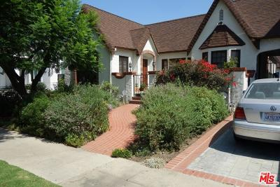 Single Family Home For Sale: 6351 Maryland Drive
