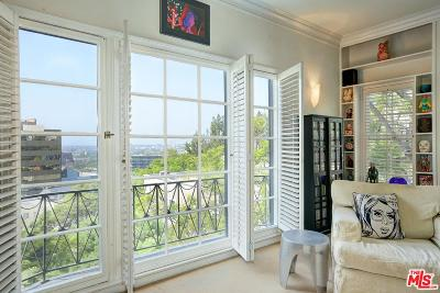 West Hollywood Condo/Townhouse For Sale: 8720 Shoreham Drive #C