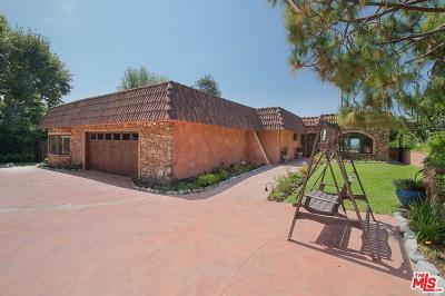 Malibu CA Single Family Home For Sale: $2,400,000