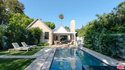 West Hollywood Single Family Home For Sale: 519 Norwich Drive
