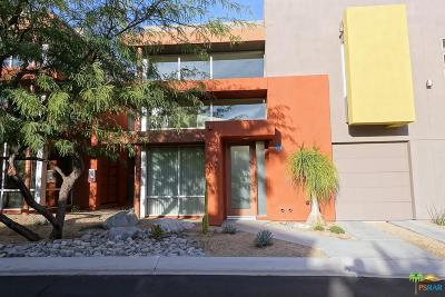 Palm Springs Condo/Townhouse For Sale: 270 Enterprise Way