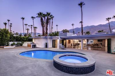 Palm Springs Single Family Home For Sale: 1672 South Calle Rolph