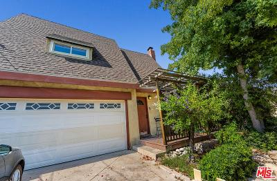 Thousand Oaks Single Family Home For Sale: 669 Benson Way
