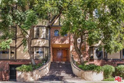 Toluca Lake Condo/Townhouse For Sale: 10945 Hortense Street #313