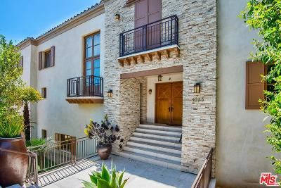 Pacific Palisades Single Family Home For Sale: 1525 Umeo Road