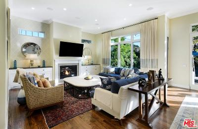 Pacific Palisades Single Family Home For Sale: 15914 Temecula Street