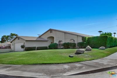 Cathedral City Single Family Home For Sale: 27820 Abril Drive